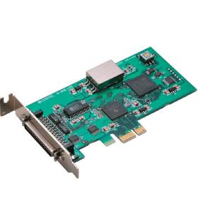 PCIe Low Profile Analog I/O