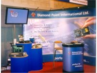 Exhibitions with Diamond Point International