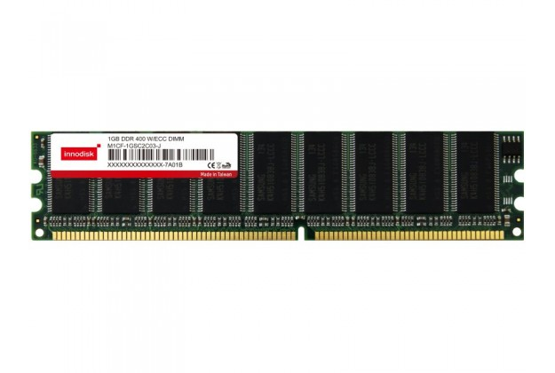 Innodisk DDR ECC Long DIMM - Up to 1GB Capacity
