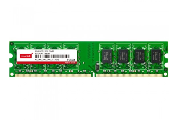 Innodisk DDR2 Long DIMM - Up to 4GB Capacity