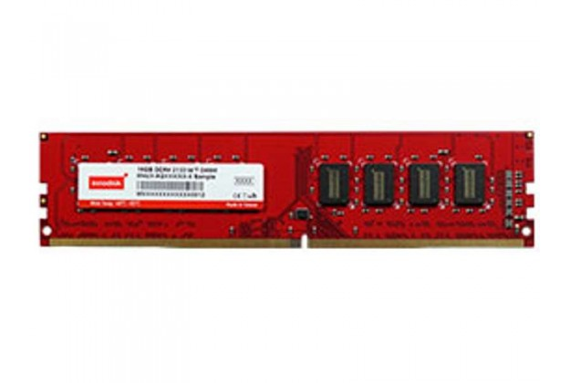 Innodisk DDR4 Wide Temp Long DIMM - Up to 16GB Capacity