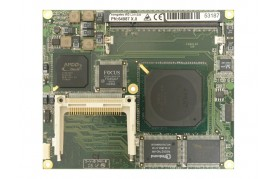 Congatec conga-ELX - ETX with 500 MHz AMD LX800 CPU