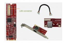 Innodisk EGPL-G101 - Single Isolated GbE PCIe M.2