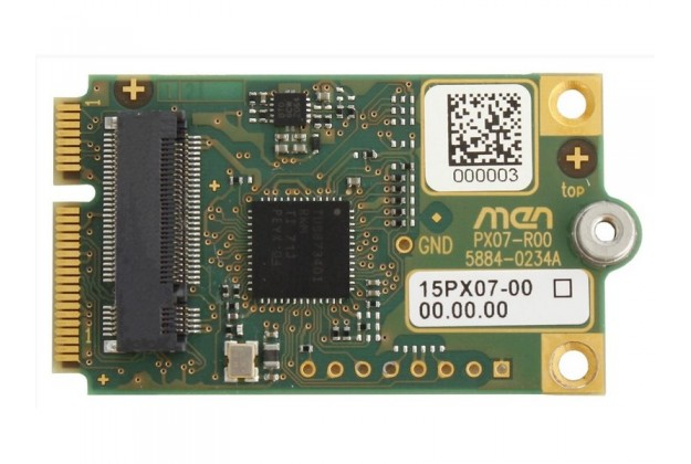 MEN PX7 - PCIe Mini Card to M.2 Adapter