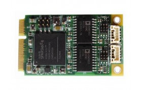 Diamond Systems DS-MPE-CAN2L - Mini PCI Express® Dual CAN 2.0 Port