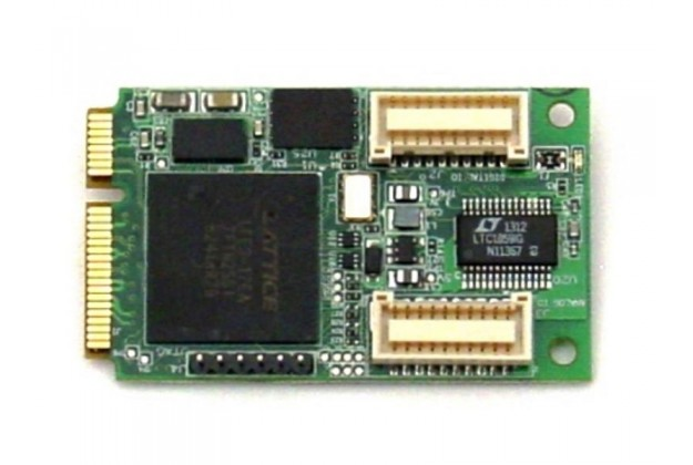Diamond Systems DS-MPE-DAQ - Analog and Digital I/O PCIe MiniCard Module