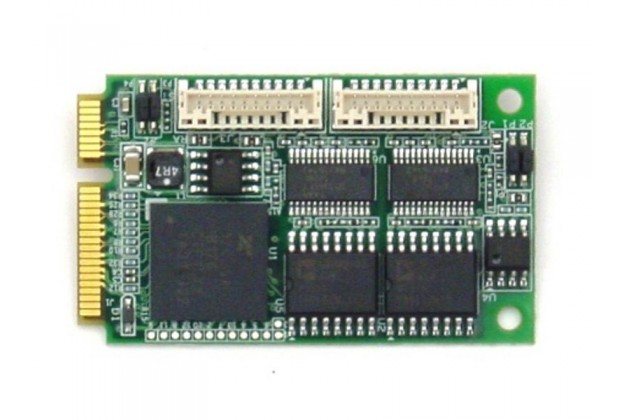Diamond Systems DS-MPE-SER4OPT - Mini PCI Express® Quad Port Isolated Serial Card