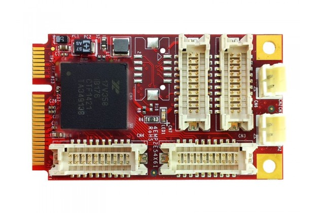 Innodisk EMP2-X801 - Mini PCI Express Eight Port Serial Card