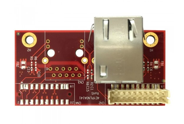 Innodisk EMPL-G101/G102 daughterboard with RJ-45 connector