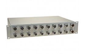 Recab R-ES-2/24/0-2U - Managed L2/L3 Ethernet Switch