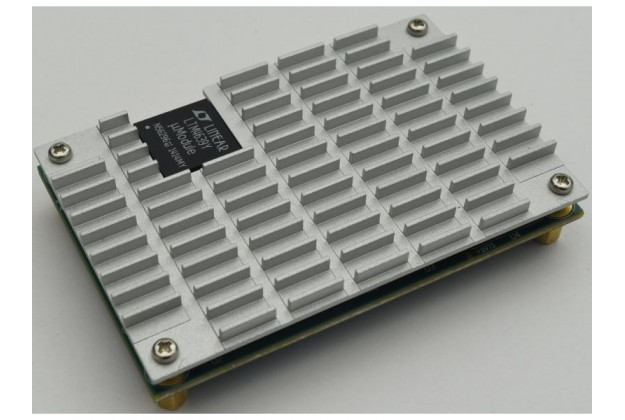 DSC EPSM-10GX with heatsink fitted