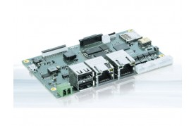 Kontron SOM-STM32MP157 - Triple Core ARM Motherboard