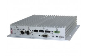 MEN BC51M - Rugged Intel Atom Box PC for Vehicle Applications