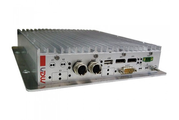 MEN BC50M - Rugged Box PC for In-Vehicle Applications (AMD)
