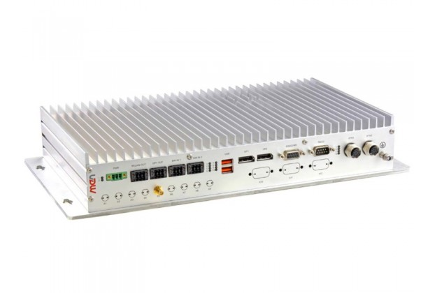 MEN BL50W - Rugged AMD Box PC for Wireless Apps