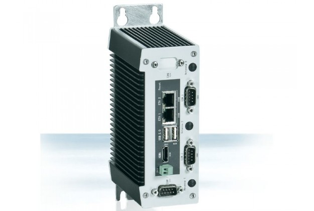 Kontron KBox A-202 - Embedded Fanless BOX PC