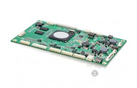 eCOUNT CRTtoLCD-71-LP - Flat Panel Controller Board, up to 1920×1200, DisplayPort, VGA & DVI input