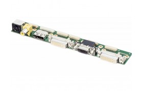 eCOUNT ADAPT-71-LP - Flexible and Configurable input header adapter for CRTtoLCD-71-LP