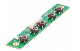 eCOUNT OSD-Panel-Set - 5-button OSD-keypad for CRTtoLCD Series