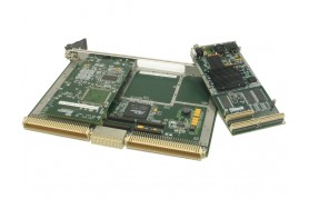 Aitech CM106 - Rugged PMC Carrier Expansion Card for 6U VME PowerPC SBCs