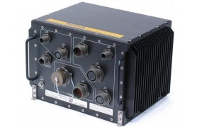 Aitech E110 - ATR Short 6 Slot VME Rugged Military Enclosure