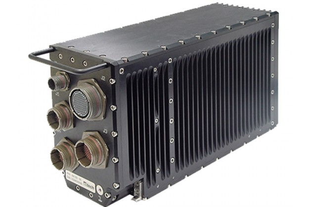 Aitech E103 - 1/2-ATR Short 5 Slot VME Military Enclosure