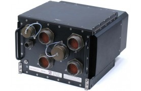 Aitech E116 - ATR Short 6 Slot VME Rugged Military Enclosure
