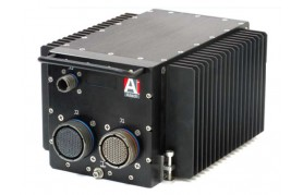 Aitech E190 - Fin-Cooled CompactPCI or VPX Enclosure