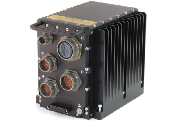 Aitech A195 - 3U VPX GPGPU-based RediBuilt™ HPEC (fin cooled version)
