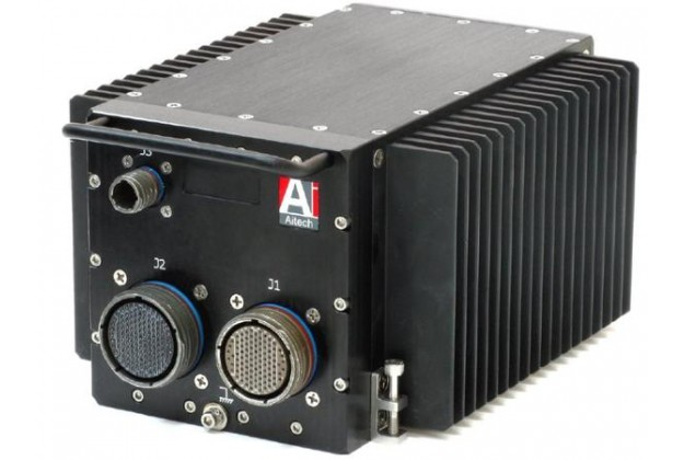 Aitech A191 - RediBuilt GPGPU Rugged Computer with 38999 Connectors