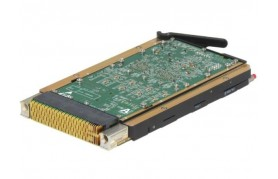 Aitech C691 - 3U VPX Unmanaged GbE and PCIe Switch