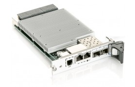 Kontron VX3920 - 3U VPX 24 Port 10G/40G Managed Ethernet Switch