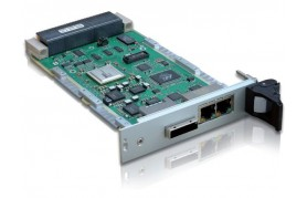 Kontron VX3905 - 3U VPX PCI Express Ethernet Switch