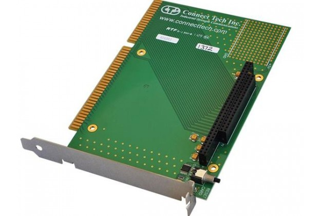 Connect Tech ADG003 - ISA to PC/104 Adapter