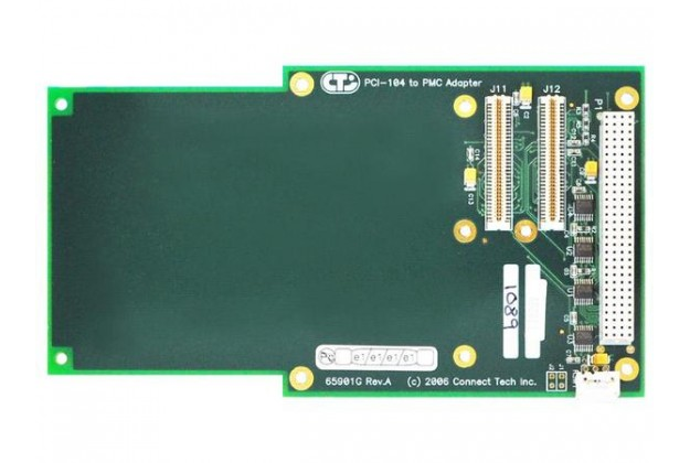 Connect Tech ADG013 - PCI-104 to PMC Adapter