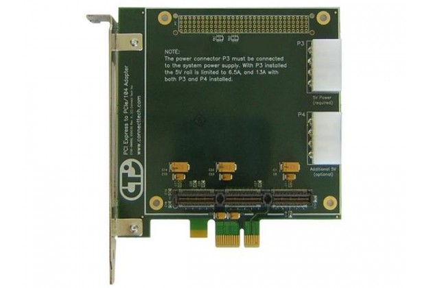 Connect Tech ADG016 - PCI Express to PCIe/104 (PCI/104-Express) Adapter