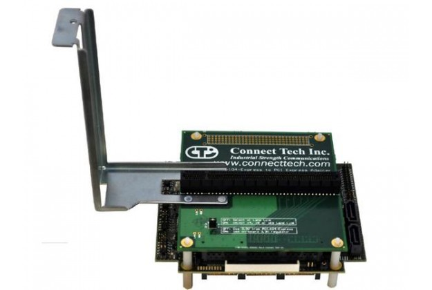 Connect Tech ADG016 - PCIe/104 (PCI/104-Express) to PCI Express Adapter