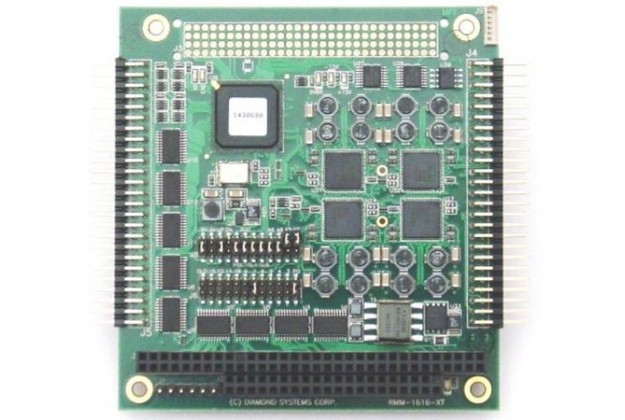 Diamond Systems Ruby-MM-1616A - PC/104 Analog Output Module