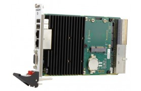 MEN F23P - 3U CompactPCI 4th Gen PlusIO Intel Core SBC