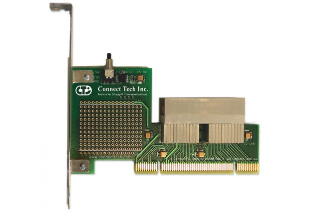 Connect Tech ADG004 - 32 Bit PCI to CompactPCI Adapter