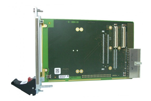 MEN F213 - CompactPCI® PMC Carrier Board for 1 Mezzanine Card