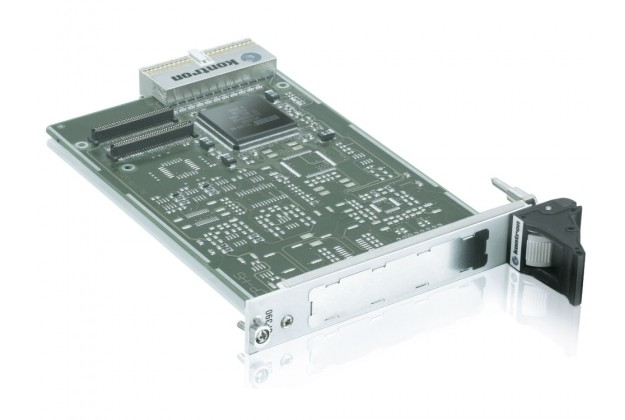 Kontron CP390 - 3U CompactPCI PMC Carrier For One PMC Module