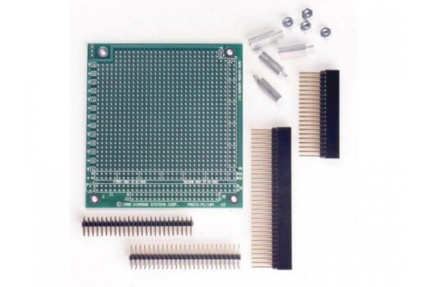 Diamond Systems Proto-104 - PC/104 Prototype Board
