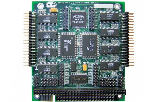 Connect Tech Xtreme/104 - PC/104 Four/Eight Port Serial Interface Card