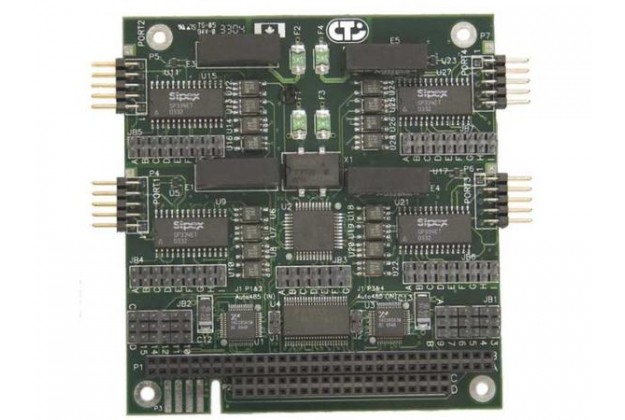 Connect Tech Xtreme/104 - PC/104 Two/Four Port Opto Isolated Serial Interface Card