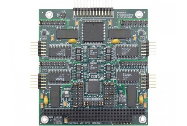Diamond Systems Emerald-MM-Opto - PC/104 Quad Port Isolated Serial