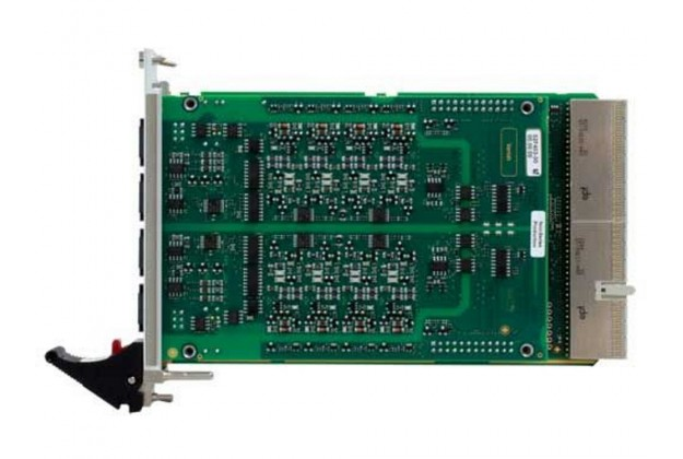 MEN F403 - 3U cPCI® Binary I/O Card for Railways