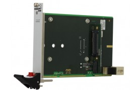 MEN G504 - 3U CompactPCI Serial NVMe U.2 or M.2 SSD Shuttle
