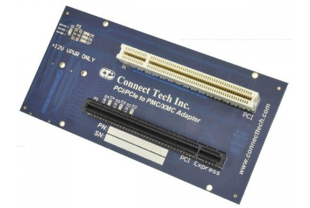 ALT: Connect Tech ADG052 - PCI/PCIe to PMC/XMC Adapter