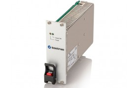 Kontron CPS3-SVE-S300AC - 3U 8 HP 300W AC Power Supply For CompactPCI Serial